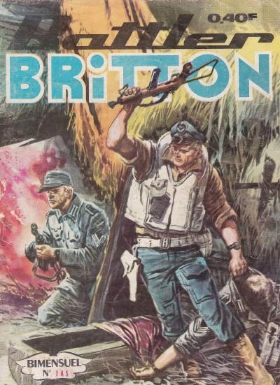 Couverture de Battler Britton (Imperia) -145- Un nouveau code
