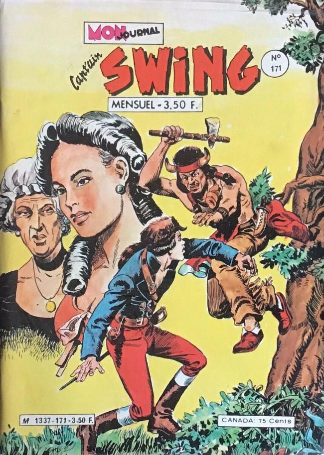 Couverture de Capt'ain Swing! (1re série) -171- Les pirates du lac