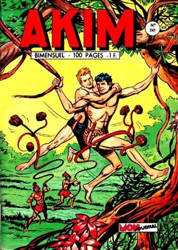 Couverture de Akim (1re série) -241- Les cordes plombées