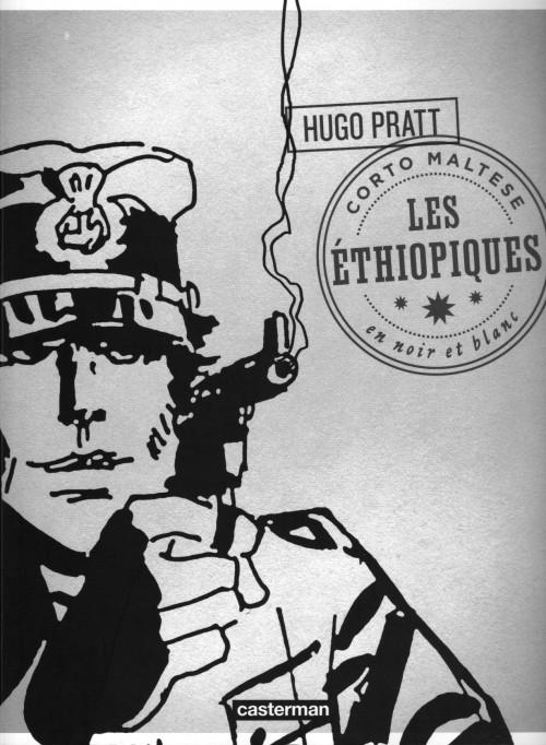 Couverture de Corto Maltese (2011 - En Noir et Blanc) -6- Les Éthiopiques