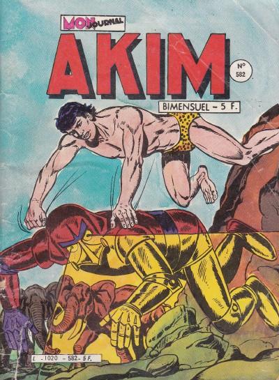 Couverture de Akim (1re série) -582- La flûte magique