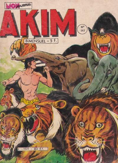 Couverture de Akim (1re série) -563- Sérum