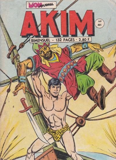 Couverture de Akim (1re série) -461- La grande offensive