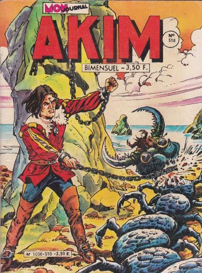 Couverture de Akim (1re série) -510- Oméga le génial