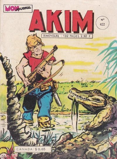 Couverture de Akim (1re série) -422- Le sosie