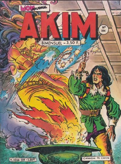 Couverture de Akim (1re série) -504- Chantage