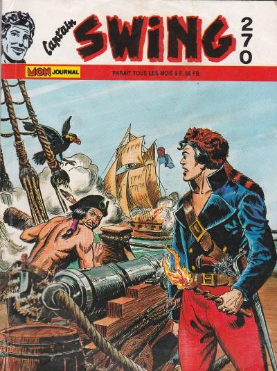 Couverture de Capt'ain Swing! (1re série) -270- Le merle indien