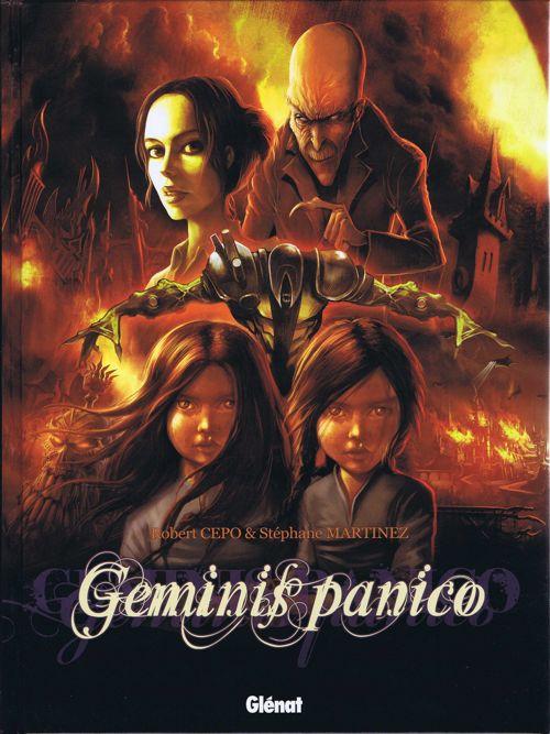 Geminis Panico - 2 Tomes