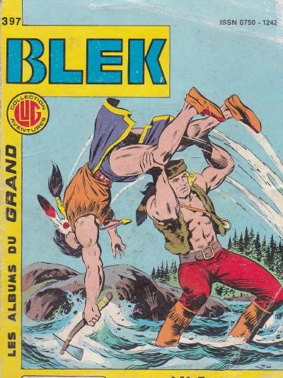 Couverture de Blek (Les albums du Grand) -397- Numéro 397