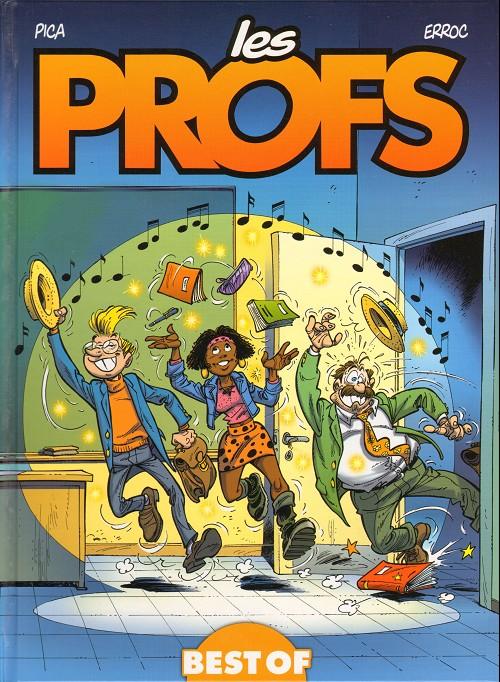Couverture de Les profs -FL01- Best of