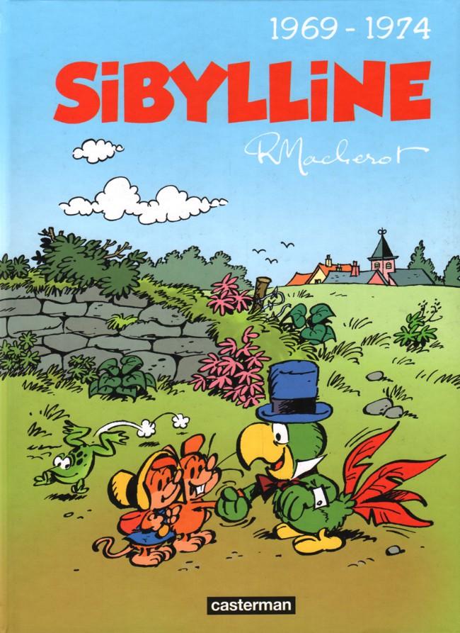 Couverture de Sibylline -INT2- 1969-1974