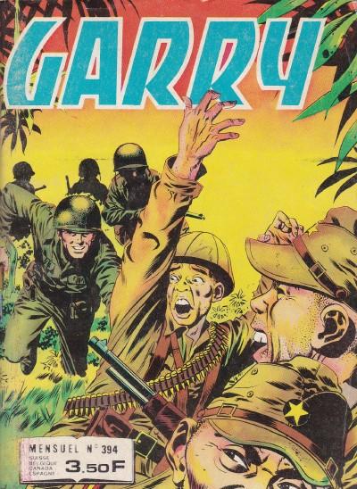 Couverture de Garry (Impéria) (2e série - 190 à 456) -394- Les fantômes du ciel