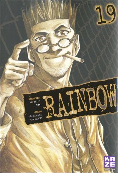 Couverture de Rainbow -19- Tome 19