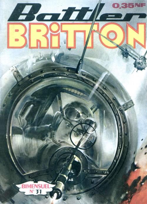 Couverture de Battler Britton (Imperia) -31- Le navire piège