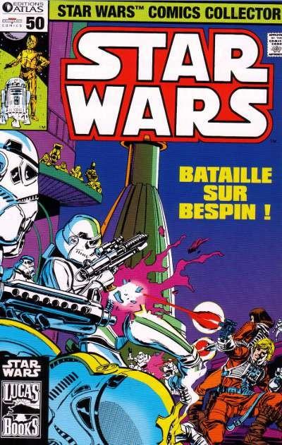 Couverture de Star Wars (Comics Collector) -50- Numéro 50
