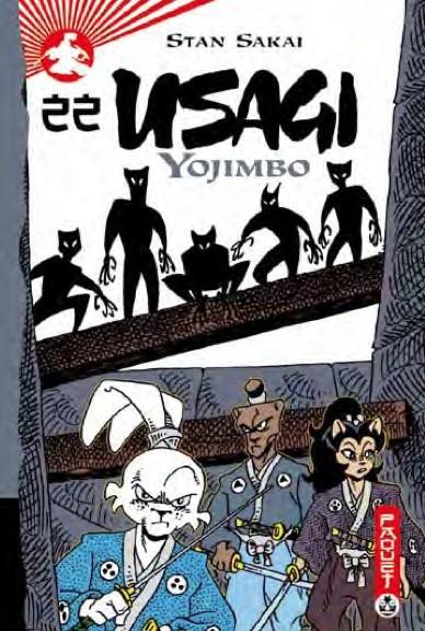 Couverture de Usagi Yojimbo -22- Volume 22