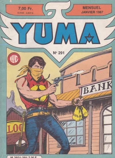 Couverture de Yuma (1re série) -291- Le Morrison-show