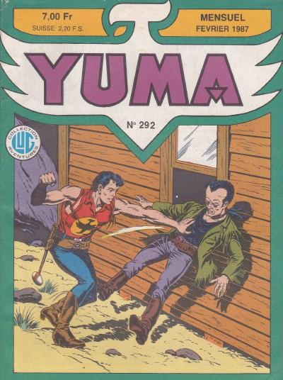 Couverture de Yuma (1re série) -292- Le retour de Satko (1)