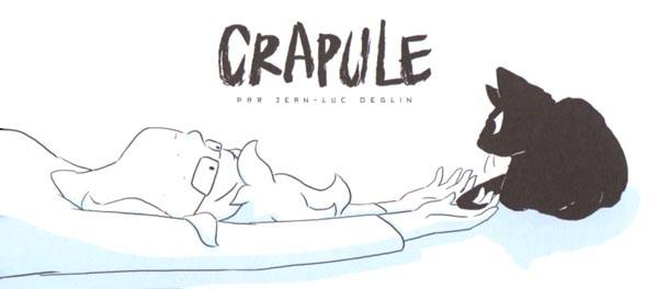Couverture de Crapule -4MR3849- Mini-récit n°4