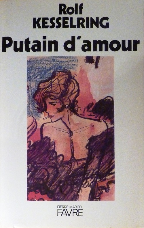 Couverture de (AUT) Pratt, Hugo - Putain d'amour