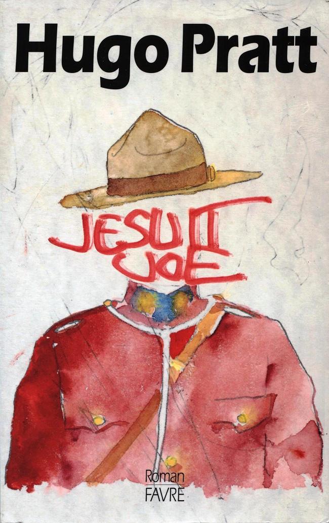 Couverture de (AUT) Pratt, Hugo -Roman- Jesuit Joe