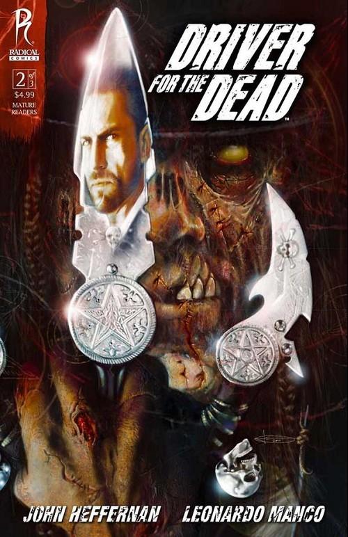 Couverture de Driver for the Dead -2- Volume 2/3
