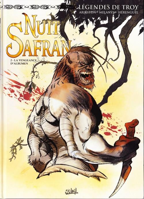Couverture de Nuit Safran -2- La vengeance d'Albumen