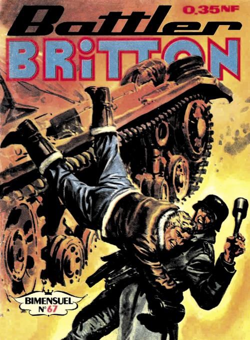 Couverture de Battler Britton (Imperia) -67- Un compte à régler