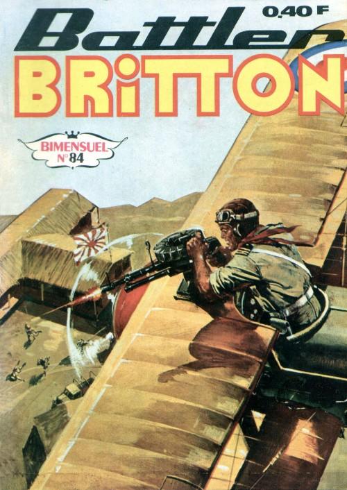 Couverture de Battler Britton (Imperia) -84- Vengeance Viking
