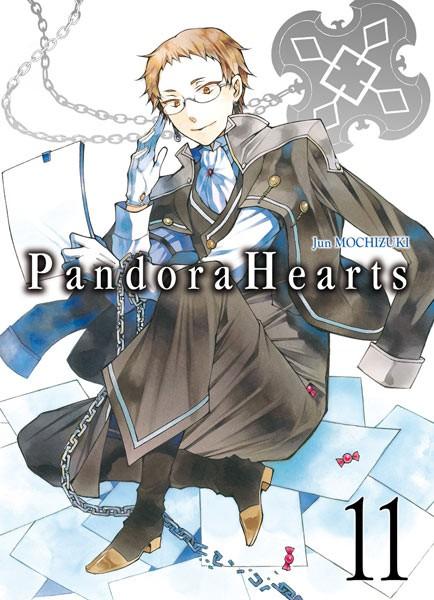 Couverture de Pandora Hearts -11- Tome 11