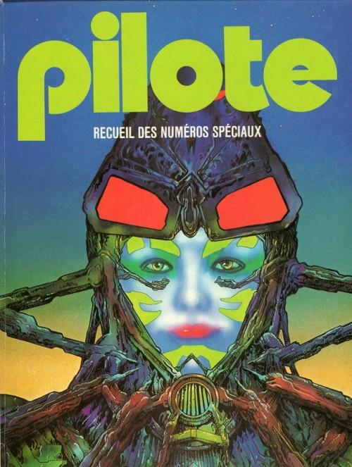 Couverture de (Recueil) Pilote (Numéros spéciaux) -3- Recueil n°3
