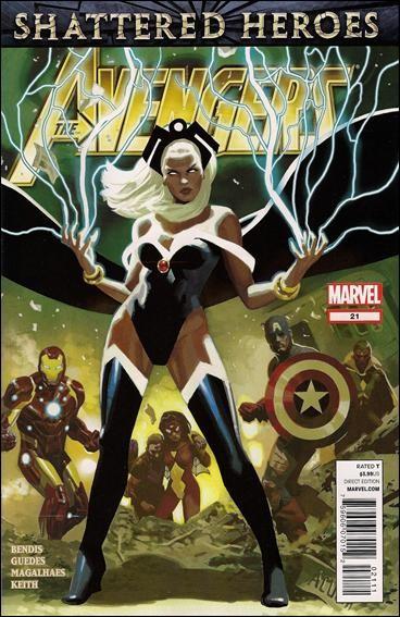 Couverture de Avengers (The) (2010) -21- Untitled