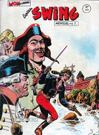 Couverture de Capt'ain Swing! (1re série) -223- L'infâme Donovan