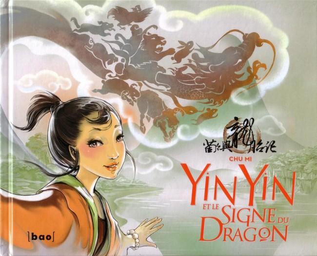 Couverture de Yin Yin -1- Yin Yin et le signe du dragon