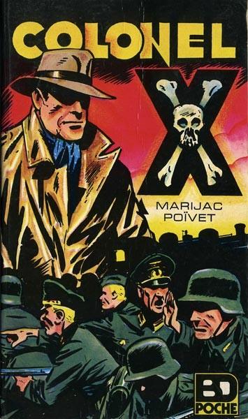 Colonel X 1 vol CBZ