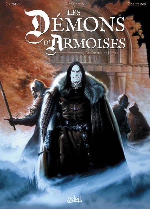 Couverture de Les démons d'Armoises -1- Prelati