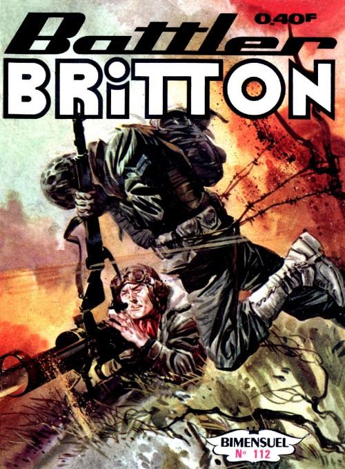 Couverture de Battler Britton -112- Le barrage maudit