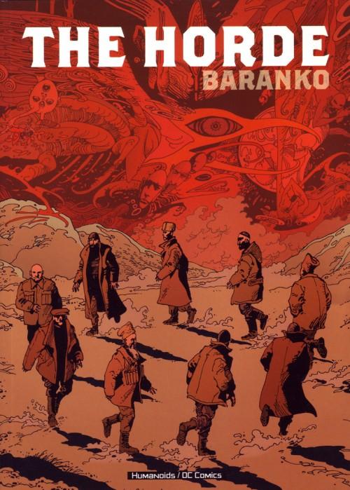 Couverture de Horde (The) - The Horde