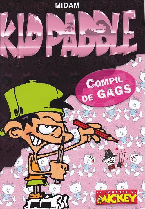 Couverture de Kid Paddle -HS- Compil de gags