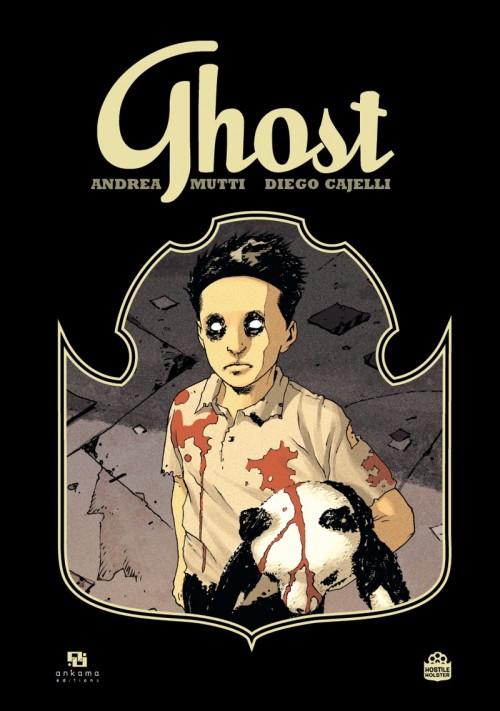 Couverture de Ghost (Cajelli/Mutti) - Ghost