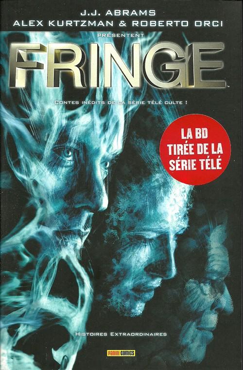 Couverture de Fringe -2- Histoires extraordinaires