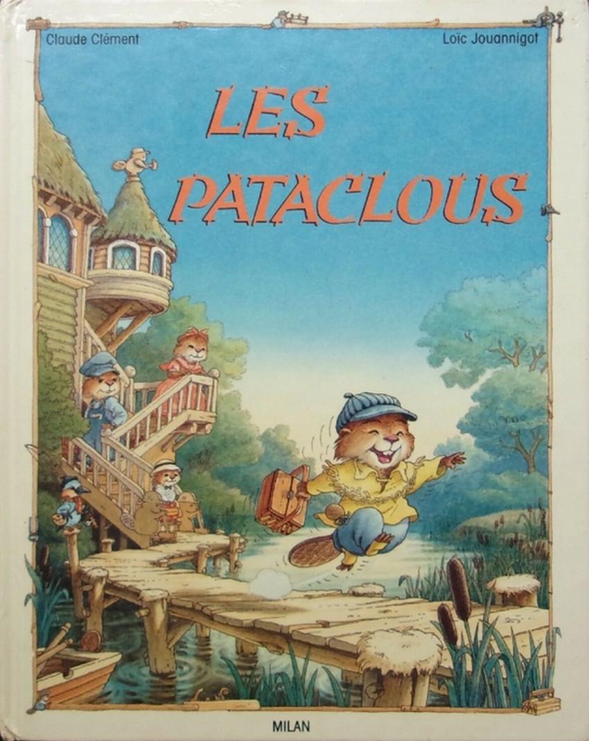 Couverture de Les pataclous -1- Les Pataclous