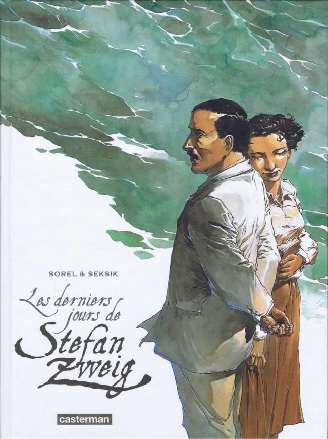 Couverture de Les derniers jours de Stefan Zweig