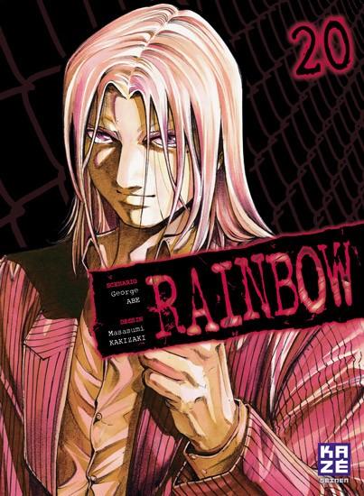 Couverture de Rainbow -20- Tome 20
