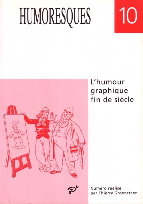 Couverture de (DOC) Études et essais divers - L'humour graphique fin de siècle