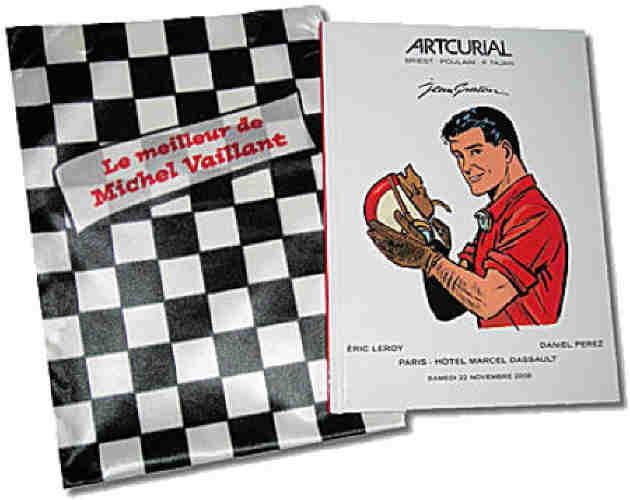 Couverture de (Catalogues) Ventes aux enchères - Artcurial - Artcurial - Jean Graton - samedi 22 novembre 2008 - Paris hôtel Dassault