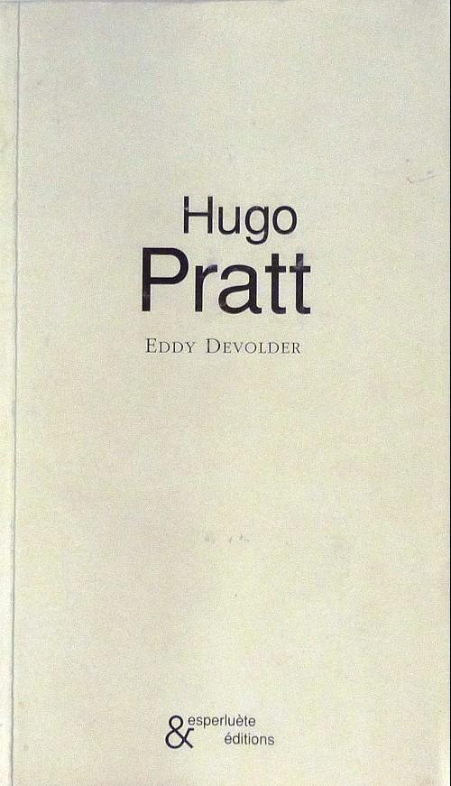Couverture de (AUT) Pratt, Hugo - Hugo Pratt