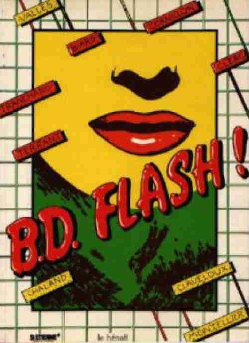 Couverture de (DOC) Études et essais divers - B.D. Flash !