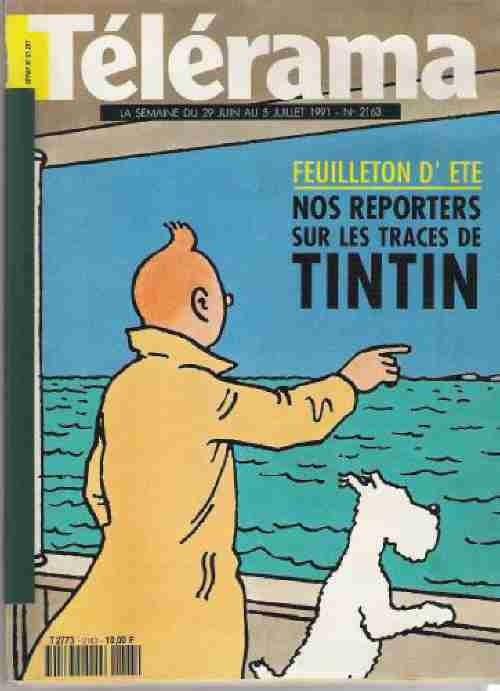 Couverture de (AUT) Hergé -0- Nos reporters sur les traces de tintin
