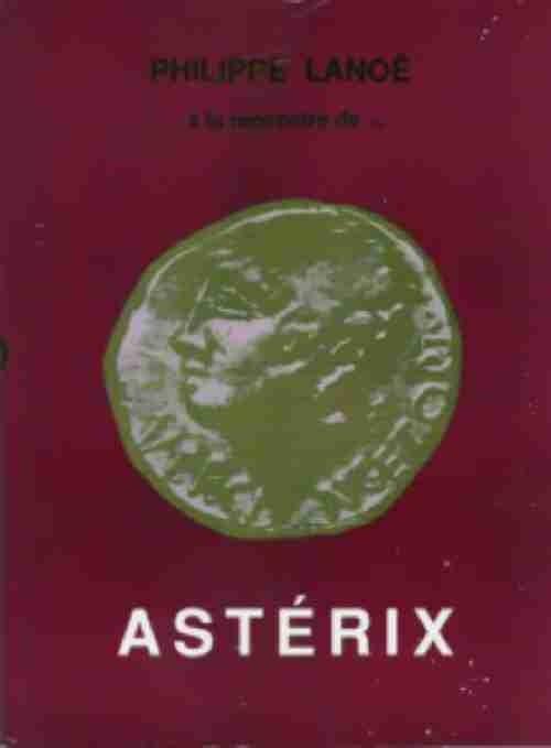 Couverture de Astérix (Autres) -50/51- À la rencontre de Astérix